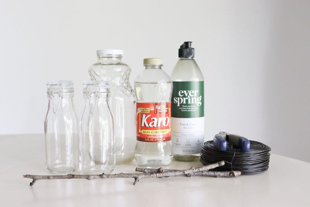 bubble solution ingredients