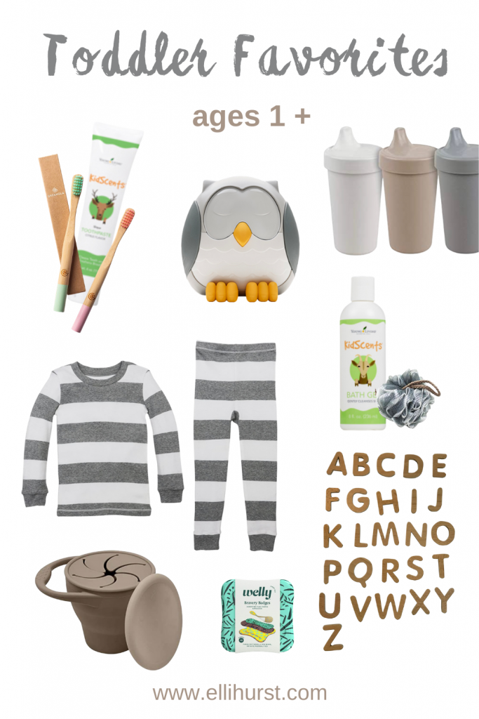Toddler Must Haves