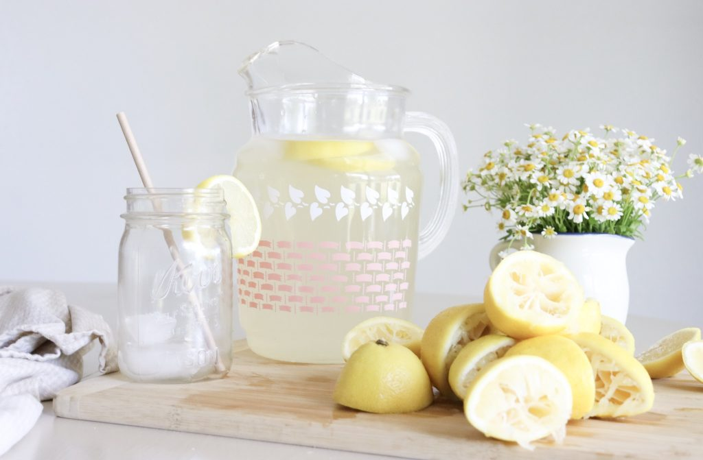 How to make the best ever emonade from scratch