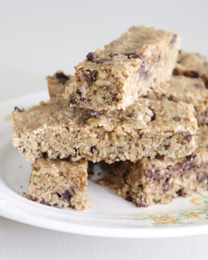 chocolate chip granola bar recipe